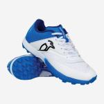 Kookaburra Pro 2.0 Rubber Cricket Shoe - WHITE/BLUE Kookaburra Pro 2.0 Rubber Cricket Shoe - WHITE/BLUE