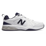 New Balance MX624v5 WN 2E WIDE Men's Cross Training Shoe - WHITE/NAVY New Balance MX624v5 WN 2E WIDE Men's Cross Training Shoe - WHITE/NAVY