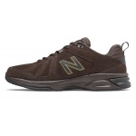 Image 2: New Balance MX624v5 OD 4E XTRA WIDE Men's Cross Training Shoe - BROWN
