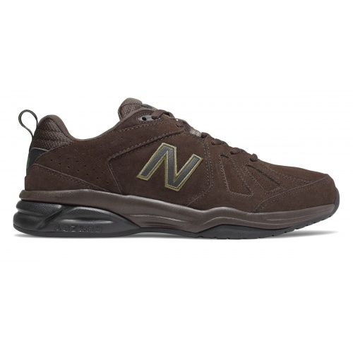 New Balance MX624v5 OD 4E XTRA WIDE Men's Cross Training Shoe - BROWN