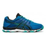 Asics GEL-540TR Leather 2E WIDE Men's Cross Training Shoe - Lake Drive/Black Asics GEL-540TR Leather 2E WIDE Men's Cross Training Shoe - Lake Drive/Black