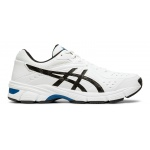 Asics GEL-195TR 2E WIDE Men's Cross Training Shoe - WHITE/BLACK Asics GEL-195TR 2E WIDE Men's Cross Training Shoe - WHITE/BLACK