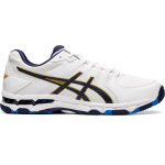Asics GEL-540TR Leather 2E WIDE Men's Cross Training Shoe - WHITE/PEACOAT Asics GEL-540TR Leather 2E WIDE Men's Cross Training Shoe - WHITE/PEACOAT