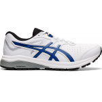 ASICS GT-1000 Leather 2E WIDE Mens Cross Training - WHITE/ASICS BLUE ASICS GT-1000 Leather 2E WIDE Mens Cross Training - WHITE/ASICS BLUE