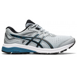ASICS GT-1000 Leather 2E WIDE Mens Cross Training Shoe - Piedmont Grey/Black ASICS GT-1000 Leather 2E WIDE Mens Cross Training Shoe - Piedmont Grey/Black