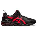 ASICS GEL-Quantum 180 Mens Cross Training Shoe - Black/Electric Red ASICS GEL-Quantum 180 Mens Cross Training Shoe - Black/Electric Red