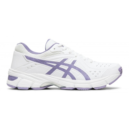 Asics GEL-195TR D WIDE Women's Cross Training Shoe - WHITE/ASH ROCK