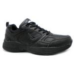 SFIDA Defy Leather Junior Cross Training Shoe - BLACK SFIDA Defy Leather Junior Cross Training Shoe - BLACK
