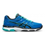 ASICS GEL-540TR GS Boys Cross Training Shoe - Lake Drive/Black ASICS GEL-540TR GS Boys Cross Training Shoe - Lake Drive/Black