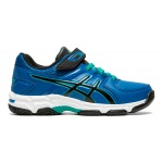 ASICS GEL-540TR PS VELCRO Boys Cross Training Shoe - LAKE DRIVE/BLACK ASICS GEL-540TR PS VELCRO Boys Cross Training Shoe - LAKE DRIVE/BLACK
