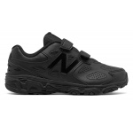 New Balance KE680v3 WIDE Velcro Junior Cross Training Shoe - BLACK New Balance KE680v3 WIDE Velcro Junior Cross Training Shoe - BLACK
