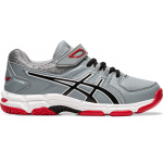 ASICS GEL-540TR PS VELCRO Boys Cross Training Shoe - SHEET ROCK/BLACK ASICS GEL-540TR PS VELCRO Boys Cross Training Shoe - SHEET ROCK/BLACK