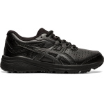 ASICS GT-1000 Synthetic Leather Kids Cross Training Shoe - BLACK/BLACK ASICS GT-1000 Synthetic Leather Kids Cross Training Shoe - BLACK/BLACK