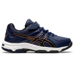 ASICS GEL-540TR PS VELCRO Boys Cross Training Shoe - Peacoat/Black ASICS GEL-540TR PS VELCRO Boys Cross Training Shoe - Peacoat/Black