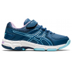 ASICS GEL-540TR PS VELCRO Girls Cross Training Shoe - Grand Shark/Ocean Decay ASICS GEL-540TR PS VELCRO Girls Cross Training Shoe - Grand Shark/Ocean Decay