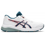 ASICS GT-1000 Synthetic Leather Boys Cross Training Shoe - WHITE/MAGNETIC BLUE ASICS GT-1000 Synthetic Leather Boys Cross Training Shoe - WHITE/MAGNETIC BLUE