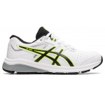 ASICS GT-1000 Synthetic Leather Kids Cross Training Shoe - WHITE/BLACK ASICS GT-1000 Synthetic Leather Kids Cross Training Shoe - WHITE/BLACK