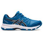 ASICS GEL-550TR GS Kids Cross Training Shoe - Reborn Blue/Black ASICS GEL-550TR GS Kids Cross Training Shoe - Reborn Blue/Black