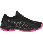 ASICS GEL-Netburner Super FF Women's Netball Shoe - BLACK/BLACK - DECEMBER ASICS GEL-Netburner Super FF Women's Netball Shoe - BLACK/BLACK - DECEMBER
