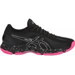 ASICS GEL-Netburner Super FF Women's Netball Shoe - BLACK/BLACK ASICS GEL-Netburner Super FF Women's Netball Shoe - BLACK/BLACK