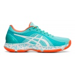 ASICS GEL-Netburner Super FF Women's Netball Shoe - ICE MINT/WHITE ASICS GEL-Netburner Super FF Women's Netball Shoe - ICE MINT/WHITE