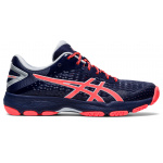 ASICS Netburner Professional FF 2 Womens Netball Shoe - Peacoat/Flash Coral ASICS Netburner Professional FF 2 Womens Netball Shoe - Peacoat/Flash Coral