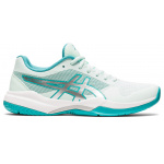 ASICS GEL-GAME 7 Womens Netball Shoe - Bio Mint/Pure Silver ASICS GEL-GAME 7 Womens Netball Shoe - Bio Mint/Pure Silver