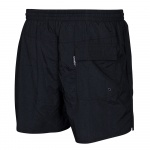Image 2: SPEEDO MEN'S SOLID LEISURE SHORTS - BLACK