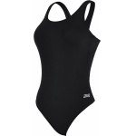 ZOGGS Women's Cottesloe Powerback One Piece - BLACK ZOGGS Women's Cottesloe Powerback One Piece - BLACK
