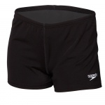 Speedo Boys Basic Aquashort - BLACK Speedo Boys Basic Aquashort - BLACK