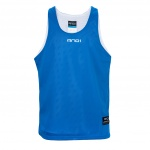 And1 Reversible Basketball Singlet - ROYAL/WHITE And1 Reversible Basketball Singlet - ROYAL/WHITE