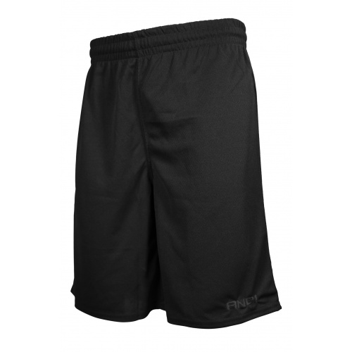 And1 No Sweat Junior Basketball Shorts - BLACK