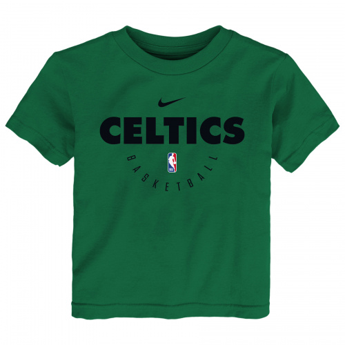 Nike Boston Celtics NBA Small Kids Essential Practice Dry Tee - GREEN