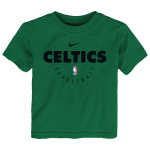 Nike Boston Celtics NBA Small Kids Essential Practice Dry Tee - GREEN Nike Boston Celtics NBA Small Kids Essential Practice Dry Tee - GREEN