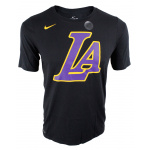 Nike Los Angeles Lakers NBA Kids City Edition Dry Tee - BLACK Nike Los Angeles Lakers NBA Kids City Edition Dry Tee - BLACK