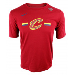 Nike Cleveland Cavaliers NBA Kids Essential Logo Dry Tee - BURGUNDY Nike Cleveland Cavaliers NBA Kids Essential Logo Dry Tee - BURGUNDY