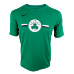 Nike Boston Celtics NBA Kids Essential Logo Dry Tee - GREEN Nike Boston Celtics NBA Kids Essential Logo Dry Tee - GREEN