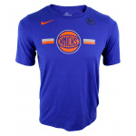 Nike New York Knicks NBA Kids Essential Logo Dry Tee - ROYAL Nike New York Knicks NBA Kids Essential Logo Dry Tee - ROYAL