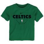 Nike Boston Celtics NBA Kids Essential Practice Dry Tee - GREEN