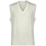 Gray Nicolls Sleeveless Sweater - Off White Gray Nicolls Sleeveless Sweater - Off White