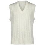 Gray Nicolls Sleeveless Junior Sweater - Off White Gray Nicolls Sleeveless Junior Sweater - Off White