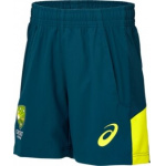 Asics Cricket Australia Kids Replica Training Short Asics Cricket Australia Kids Replica Training Short