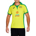 ASICS Cricket Australia Adults Replica ODi Home Shirt ASICS Cricket Australia Adults Replica ODi Home Shirt