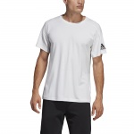 ADIDAS Men's ID Stadium Tee - White ADIDAS Men's ID Stadium Tee - White