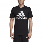 Adidas Men's Must Haves BOS Tee - Black/White Adidas Men's Must Haves BOS Tee - Black/White