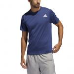 Adidas Mens FreeLift Sport Prime Lite Tee - Tech Indigo Adidas Mens FreeLift Sport Prime Lite Tee - Tech Indigo