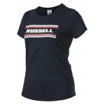 Russell Athletic Women's BAND T-Shirt - BLACK Russell Athletic Women's BAND T-Shirt - BLACK