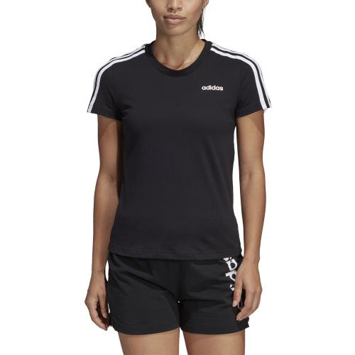 adidas Womens Essentials 3s Slim T-Shirt