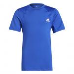Adidas BOYS XFG AEROREADY TEE - Bold Blue/White Adidas BOYS XFG AEROREADY TEE - Bold Blue/White