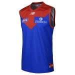 New Balance Melbourne Demons AFL CLASH Replica Guernsey - 2019 New Balance Melbourne Demons AFL CLASH Replica Guernsey - 2019